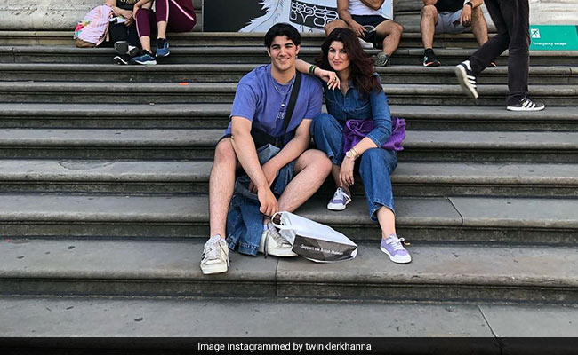 When Twinkle Khanna's Teenage Son Put On Chef's Hat And Made Dinner For The Family