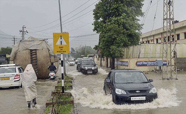 Floods In Rajasthan After Release Of Water From Dams, Thousands Evacuated