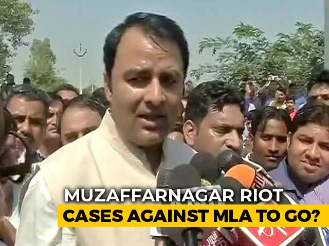 Video : Muzaffarnagar Riots Cases Against MLA To Go? State Writes To Officials