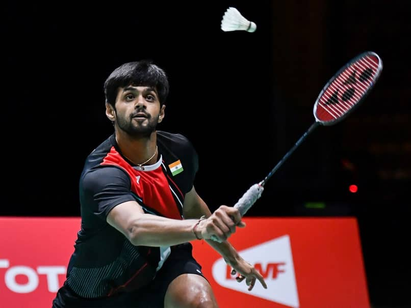 Sai Praneeth knocked out of Korea Open after injury