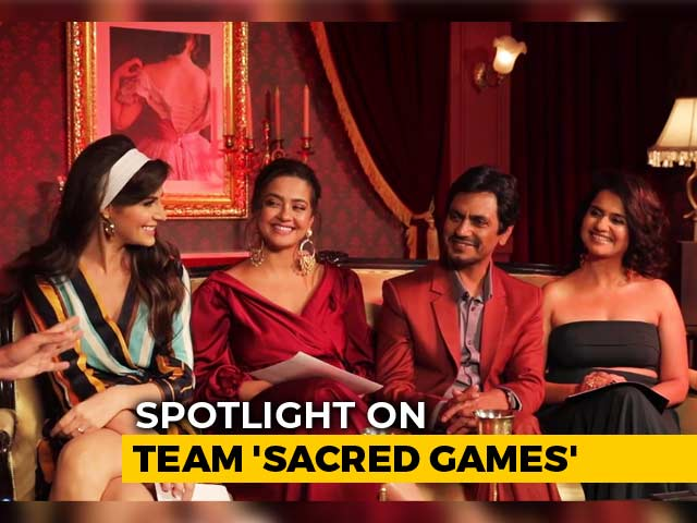 Spotlight: Meet The Cast And Makers of Sacred Games 2