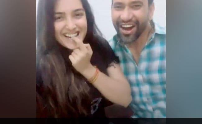 TikTok Top 5 Bhojpuri Video: आम्रपाली दुबे ने टिकटॉक पर ढाया कहर, वीडियो में यूं दिखा जोरदार स्वैग