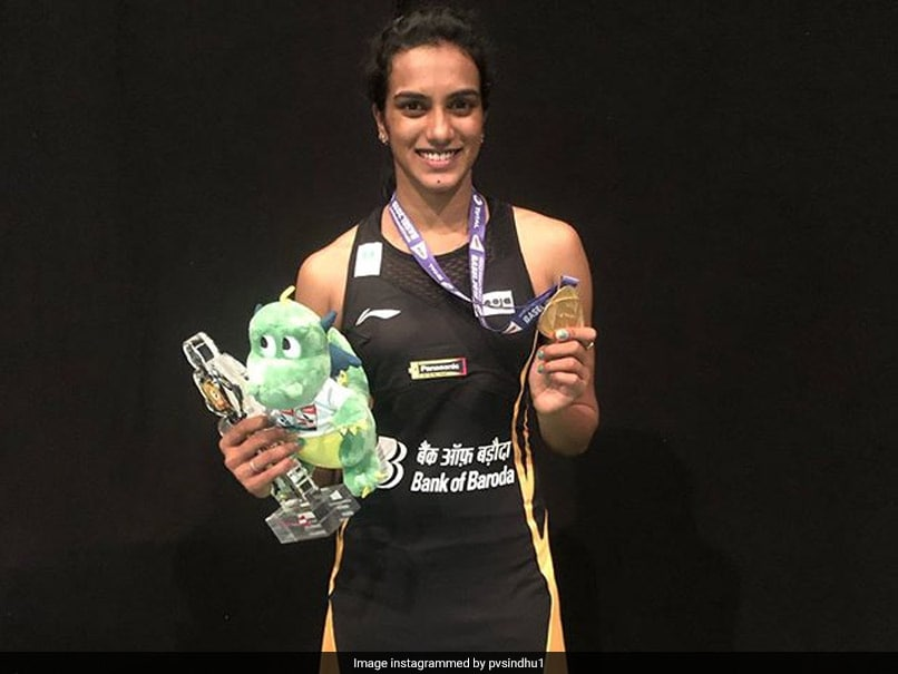 """""""Could Not Hold Back My Tears"""": PV Sindhus Heartfelt Message Post Historic World Championships Win"""