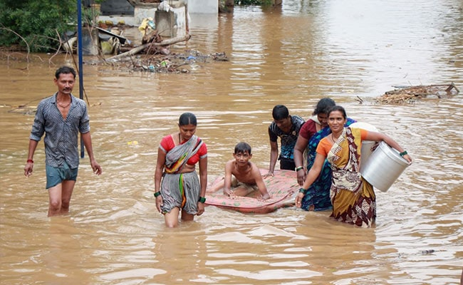 Red Alert Sounded In South Karnataka As Heavy Rains Predicted