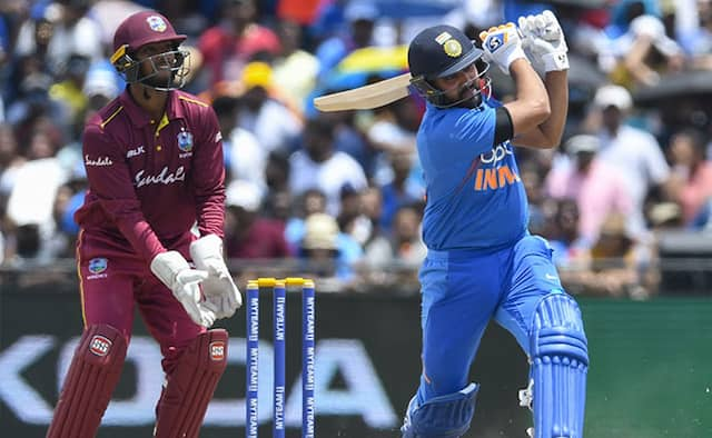 """Someones Missing"": Rohit Sharma Trolls ICC After ""Best Pull Shot"" Tweet"