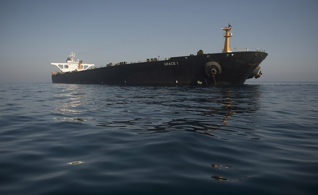 US Issues Warrant To Seize Iranian Supertanker Grace 1