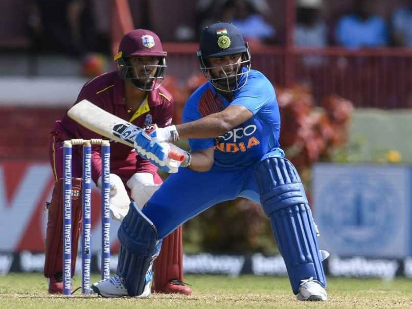 Rishabh Pant Breaks MS Dhonis Record With Match-Winning Knock Against West Indies