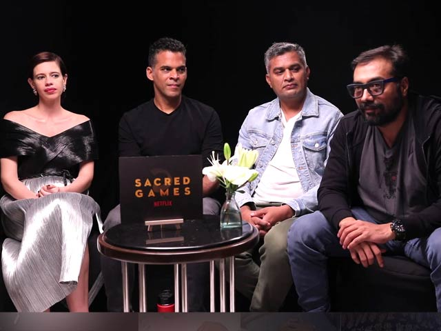 In Conversation With Kalki & The Makers Of Sacred Games 2