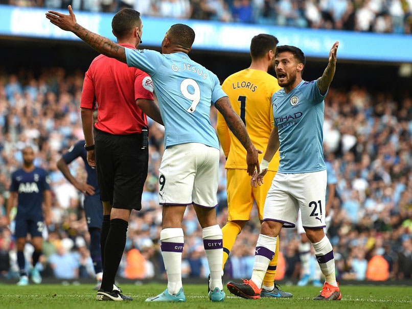 Premier League: Deja Vu For Manchester City As VAR Saves Tottenham Again