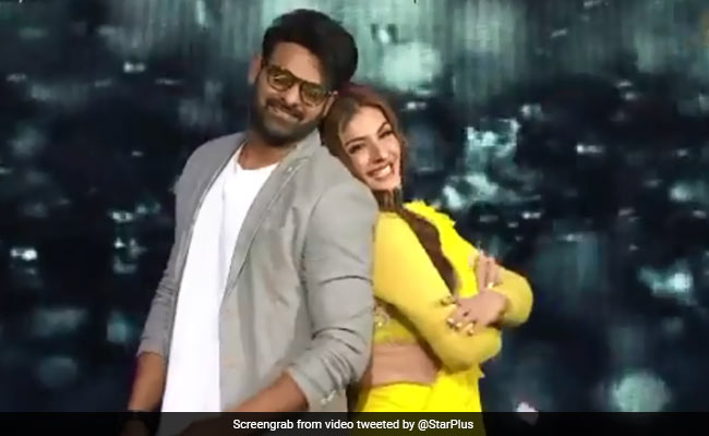 When Prabhas And Raveena Tandon Danced To Tip Tip Barsa Paani