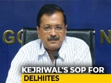 Video: Arvind Kejriwal Announces Waiver Of Late-Payment Charges On Water Bill