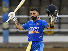 Virat Kohli Leads India To ODI Series Win Against West Indies