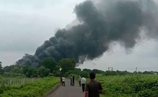 13 Killed In Cylinder Explosions At Chemical Factory In Maharashtra
