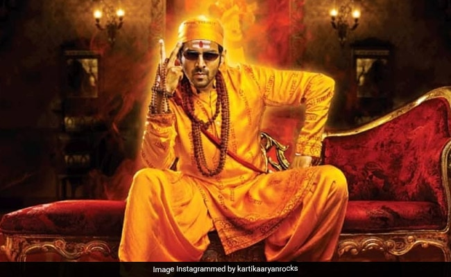 Bhool Bhulaiyaa 2 First Look: Kartik Aaryan Is (Almost) Akshay Kumar's Doppelganger