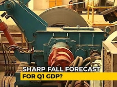 Video: Sharp Fall In June Quarter GDP Growth Expected