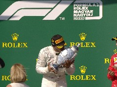 F1: Hamilton Beats Verstappen In High Octane Duel To Win Hungary GP