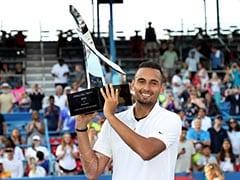 Tennis: ऑस्ट्रेलिया के निक किर्गियोस ने जीता वॉशिंगटन ओपन का खिताब