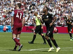 Premier League: Raheem Sterling Treble Fires Manchester City To West Ham Rout