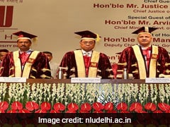 167 Degrees Awarded At National Law University Delhi's 7th Convocation