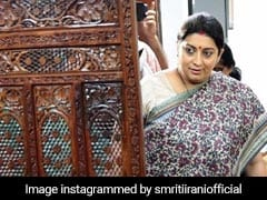 Guess The Song, Smriti Irani Asks Her Instagram Followers