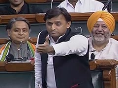 """What's Your Excuse For UP?"": Combative Akhilesh Yadav Over Article 370"
