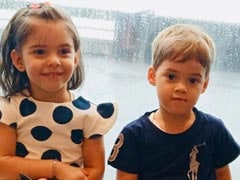 This Pic Of Karan Johar's Kids Yash And Roohi Is The Cutest Thing On The Internet Today