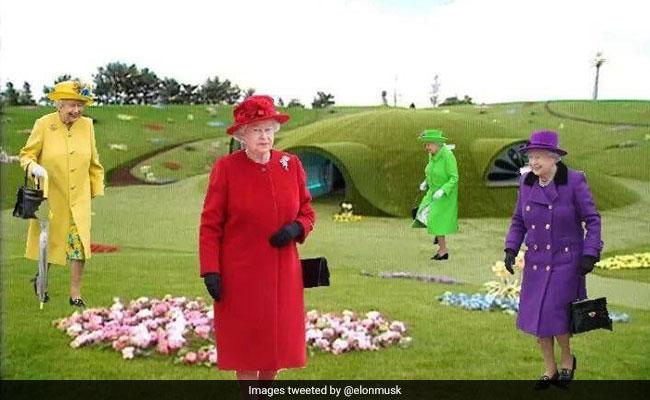 Elon Musk Compares Queen Elizabeth II To Kids' Cartoon 'Teletubbies'
