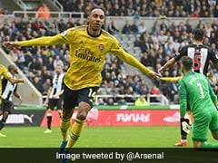 Pierre-Emerick Aubameyang Gives Arsenal Winning Start At Newcastle
