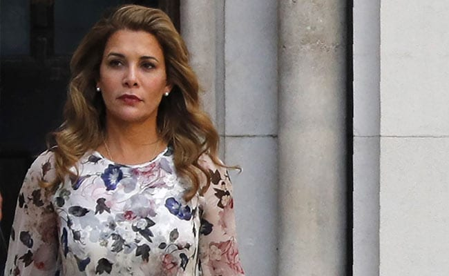 Jordan Princess Haya receives brother's backing on Twitter