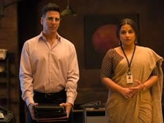 <I>Mission Mangal</i> Trailer 2.0: Akshay Kumar Bows To Vidya Balan For Her Eureka Moments
