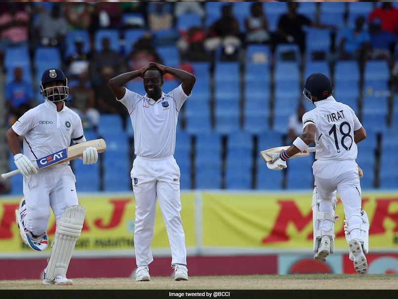 West Indies vs India 1st Test Day 3  LIVE Score, WI vs IND Live Cricket Score: