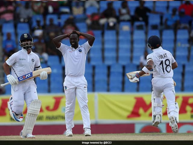 West Indies vs India 1st Test Day 3  LIVE Score, WI vs IND Live Cricket Score: