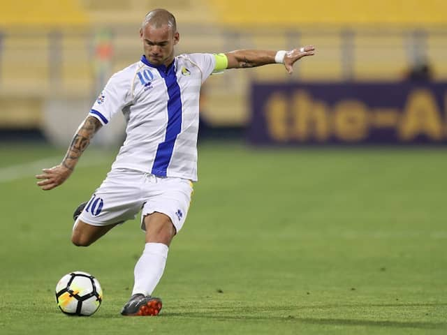 Wesley Sneijder Announced His Retirement From Football