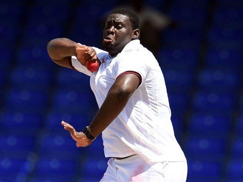 WI vs IND: Rahkeem Cornwall makes it to West Indies Test team against India