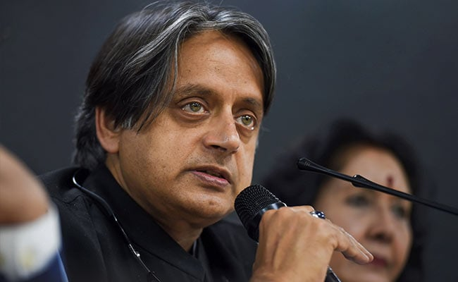 Opposition Tradition Of Chairing External Affairs Panel Ends: Shashi Tharoor