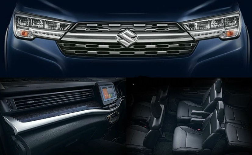 The Maruti Suzuki XL6 is based on the Ertiga and will be positioned as a premium crossover