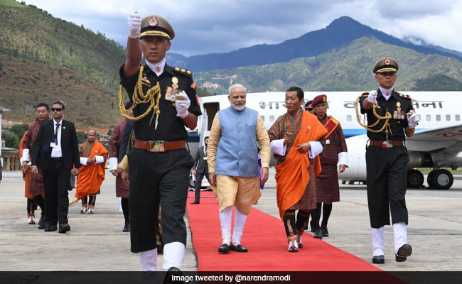 No Two Countries Understand Each Other So Well As India And Bhutan: PM