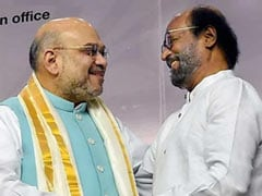 """Read Mahabharat Again"": Congress To Rajinikanth On Praising PM-Amit Shah"