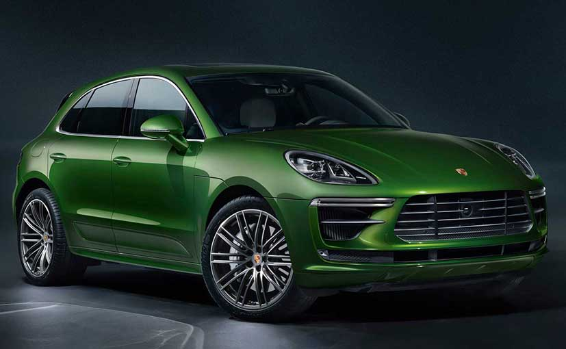 Porsche Taycan Cross Turismo In The Works; Expected To Debut Later In 2020