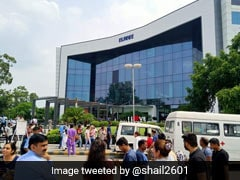 Chandigarh's Elante Mall Evacuated After Bomb Threat On Eid