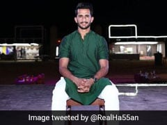"Sania Mirza's Hilarious Wish For Pakistan Cricketer On His ""Last Night As Bachelor"""