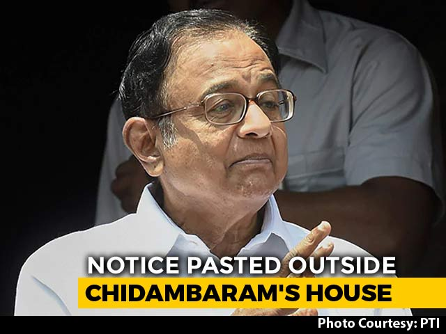 Video : P Chidambaram Denied Anticipatory Bail, CBI Says Appear Within 2 Hours