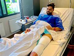 Second Knee Surgery Was A Tough Call To Make: Suresh Raina