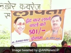 "UP Residents Put Up Posters For ""Missing"" MP, MLA. Here's Why"