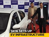 Video : Tata Motors To Setup Fast Chargers Across India