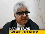 Video : Article 370 Scrapped? Not Really, Explains Harish Salve