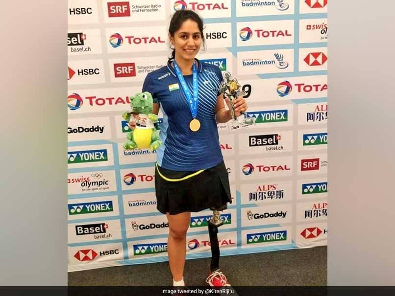 Losing Leg, Winning Gold: Manasi Joshi, Indias Inspirational Para-Badminton Star