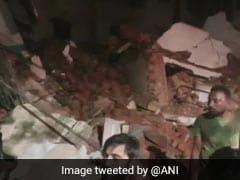 4 Killed, 5 Injured In Building Collapse In Gujarat