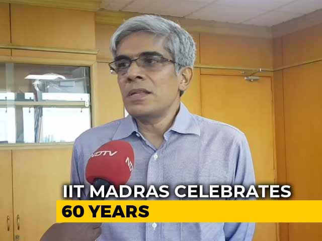 Video : As IIT Madras Turns 60, This Is What It Plans To Focus On