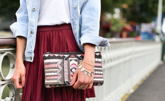 8 Stunning Pleated Skirts From Amazon To Glam Up In